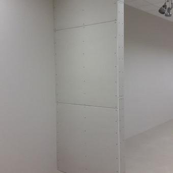 Gipso kartono montavimas Klaipėdoje / Edvinas Aleksandravicius / Darbų pavyzdys ID 457563