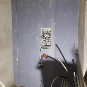 Gipso kartono montavimas Klaipėdoje / Edvinas Aleksandravicius / Darbų pavyzdys ID 562861