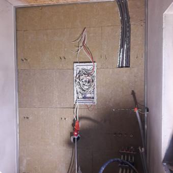 Gipso kartono montavimas Klaipėdoje / Edvinas Aleksandravicius / Darbų pavyzdys ID 562859