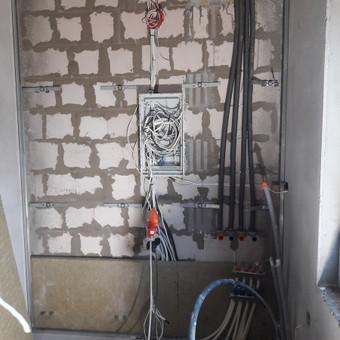 Gipso kartono montavimas Klaipėdoje / Edvinas Aleksandravicius / Darbų pavyzdys ID 562857