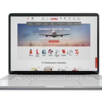 Elektroninė parduotuvė www.omnes.lt