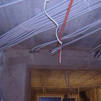 elektros instaliacijos, apsaugos ir video  sistemų įrengimas / Artūras / Darbų pavyzdys ID 563387