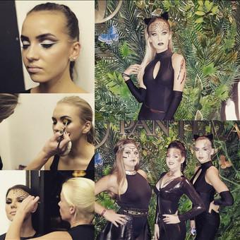 Makeup-hair Karina Mickuvienė Vilnius / Karina Mickuviene / Darbų pavyzdys ID 563415