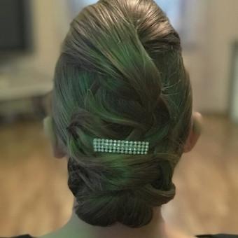 Makeup-hair Karina Mickuvienė Vilnius / Karina Mickuviene / Darbų pavyzdys ID 563417