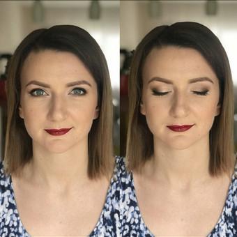 Makeup-hair Karina Mickuvienė Vilnius / Karina Mickuviene / Darbų pavyzdys ID 563419