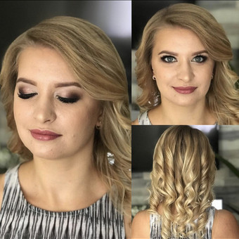 Makeup-hair Karina Mickuvienė Vilnius / Karina Mickuviene / Darbų pavyzdys ID 563423