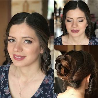 Makeup-hair Karina Mickuvienė Vilnius / Karina Mickuviene / Darbų pavyzdys ID 563425