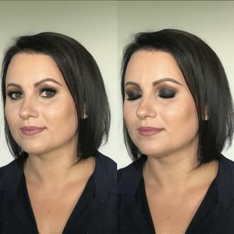 Makeup-hair Karina Mickuvienė Vilnius / Karina Mickuviene / Darbų pavyzdys ID 563427