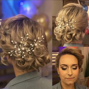 Makeup-hair Karina Mickuvienė Vilnius / Karina Mickuviene / Darbų pavyzdys ID 563441