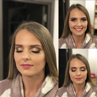 Makeup-hair Karina Mickuvienė Vilnius / Karina Mickuviene / Darbų pavyzdys ID 563443