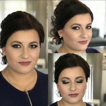Makeup-hair Karina Mickuvienė Vilnius / Karina Mickuviene / Darbų pavyzdys ID 563447