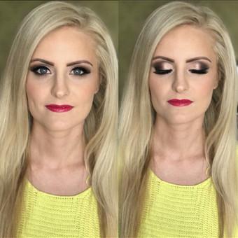 Makeup-hair Karina Mickuvienė Vilnius / Karina Mickuviene / Darbų pavyzdys ID 563449