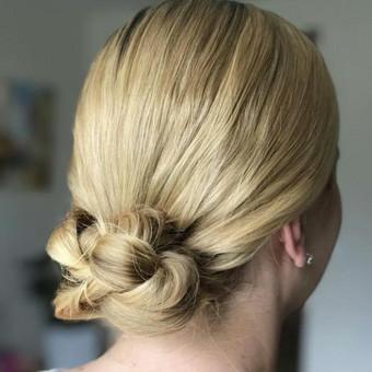 Makeup-hair Karina Mickuvienė Vilnius / Karina Mickuviene / Darbų pavyzdys ID 563465