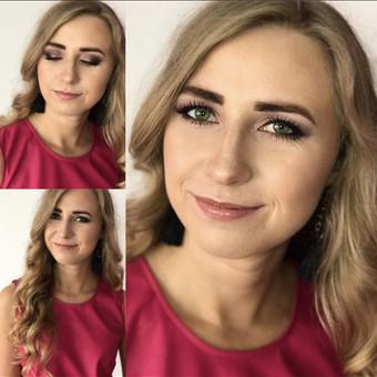 Makeup-hair Karina Mickuvienė Vilnius / Karina Mickuviene / Darbų pavyzdys ID 563467