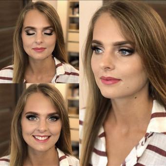 Makeup-hair Karina Mickuvienė Vilnius / Karina Mickuviene / Darbų pavyzdys ID 563469
