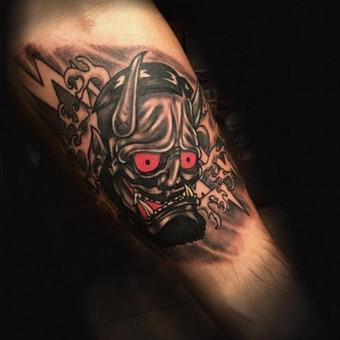 Profesionalios Tatuiruotės / Rytis Songaila / Darbų pavyzdys ID 77852