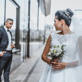 Vestuvių bei kitų renginių fotografas / Marek Germanovich / Darbų pavyzdys ID 563917