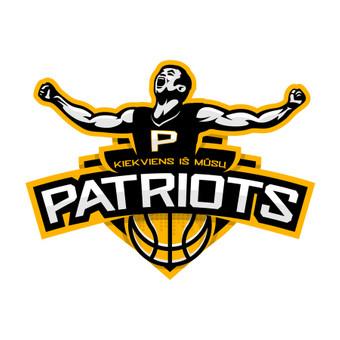 Kiekviens iš mūsų PATRIOTS - krepšinio komandos logotipas.  Logotipų kūrimas   www.glogo.eu - logo creation.