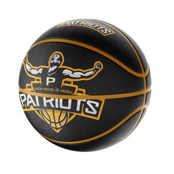 PATRIOTS  krepšinio komandos įvaizdžio atributikos dizainas   www.glogo.eu - logo creation.