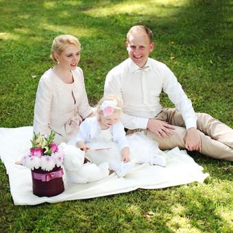 Šeimos fotografas Klaipėdoje, Palangoje, Kretingoje / Žana Milišiūnaitė / Darbų pavyzdys ID 564577