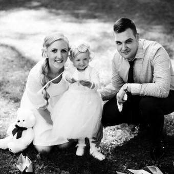 Šeimos fotografas Klaipėdoje, Palangoje, Kretingoje / Žana Milišiūnaitė / Darbų pavyzdys ID 564579