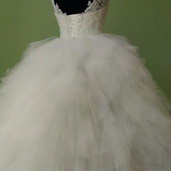Vestuvinių suknelių siuvimas bei kitų dr / Valentina / Darbų pavyzdys ID 77999