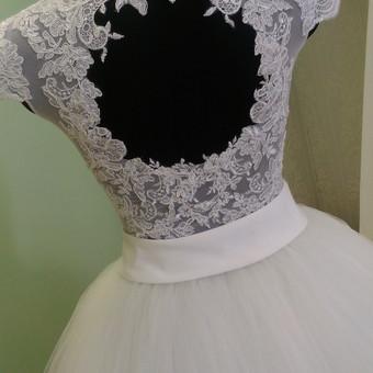 Vestuvinių suknelių siuvimas bei kitų dr / Valentina / Darbų pavyzdys ID 78000