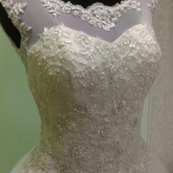 Vestuvinių suknelių siuvimas bei kitų dr / Valentina / Darbų pavyzdys ID 78004