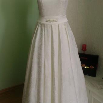Vestuvinių suknelių siuvimas bei kitų dr / Valentina / Darbų pavyzdys ID 78006