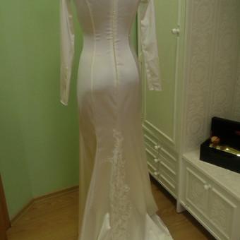Vestuvinių suknelių siuvimas bei kitų dr / Valentina / Darbų pavyzdys ID 78007