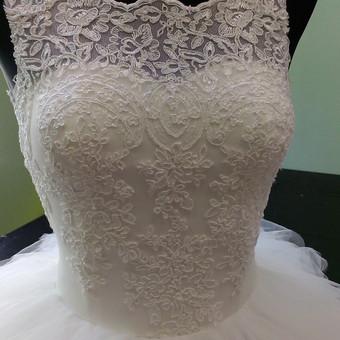 Vestuvinių suknelių siuvimas bei kitų dr / Valentina / Darbų pavyzdys ID 78008