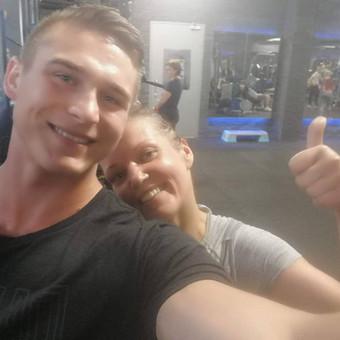 Asmeninis treneris / Marius Mėgelaitis / Darbų pavyzdys ID 565841