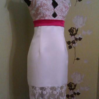 Vestuvinių suknelių siuvimas bei kitų dr / Valentina / Darbų pavyzdys ID 78021