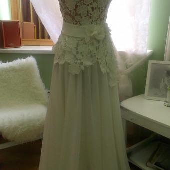 Vestuvinių suknelių siuvimas bei kitų dr / Valentina / Darbų pavyzdys ID 78023