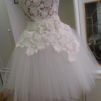 Vestuvinių suknelių siuvimas bei kitų dr / Valentina / Darbų pavyzdys ID 78024