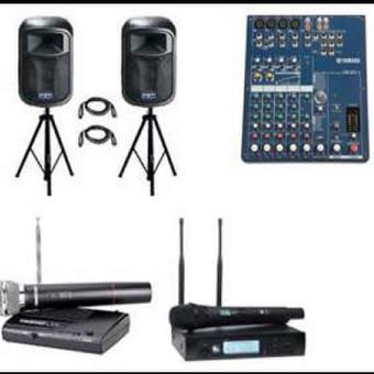 Garso ir šviesų įrangos nuoma / Studija / Darbų pavyzdys ID 566259