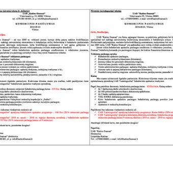 Profesionalus tekstų redagavimas / Gita Kazlauskaitė / Darbų pavyzdys ID 566267