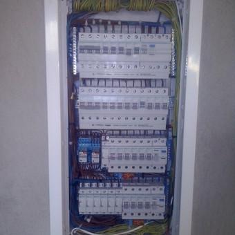 Alytus.Elektros instaliacijos darbai. / Rimas / Darbų pavyzdys ID 566341