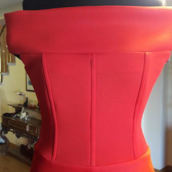 Moteriškų drabužių siuvimas / Rasa Sapaliene / Darbų pavyzdys ID 566721