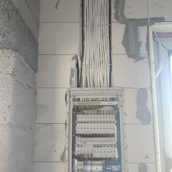 Elektra Vilniuje( Elektra, automatika, silpnos srovės) / Robertas Az. / Darbų pavyzdys ID 493849