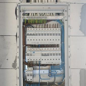 Elektra Vilniuje( Elektra, automatika, silpnos srovės) / Robertas Az. / Darbų pavyzdys ID 493847