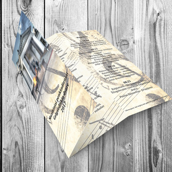 Spaudos, pakuočių maketavimas, reklamos kūrimas / Irma Kaunienė / Darbų pavyzdys ID 566939