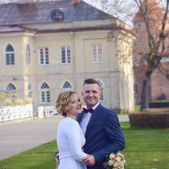 Priimu registracijas 2020 metų vestuvių sezonui! / Snieguolė / Darbų pavyzdys ID 567417