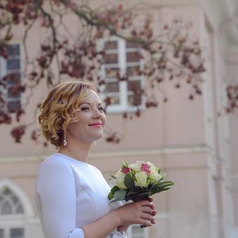 Priimu registracijas 2020 metų vestuvių sezonui! / Snieguolė / Darbų pavyzdys ID 567419