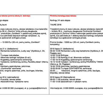 Profesionalus tekstų redagavimas / Gita Kazlauskaitė / Darbų pavyzdys ID 567619