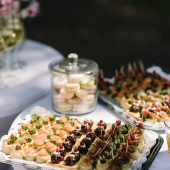 Šventė Stilingai - vaišių/šampano staliukas + aptarnavimas / Gabrielė Venckūnaitė / Darbų pavyzdys ID 567931