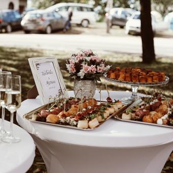 Šventė Stilingai - vaišių/šampano staliukas + aptarnavimas / Gabrielė Venckūnaitė / Darbų pavyzdys ID 567939