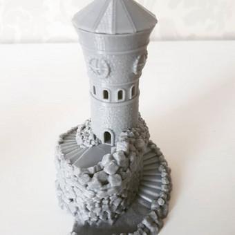 Dekoratyvinių modelių 3D spausdinimas