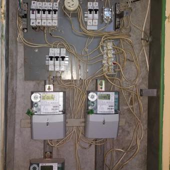Elektrikas 860001840 Šiauliai / Pavelas / Darbų pavyzdys ID 570693