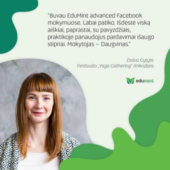 Facebook Reklamos Specialistas, Strategas, Konsultantas / Daugvinas Liberis / Darbų pavyzdys ID 571935